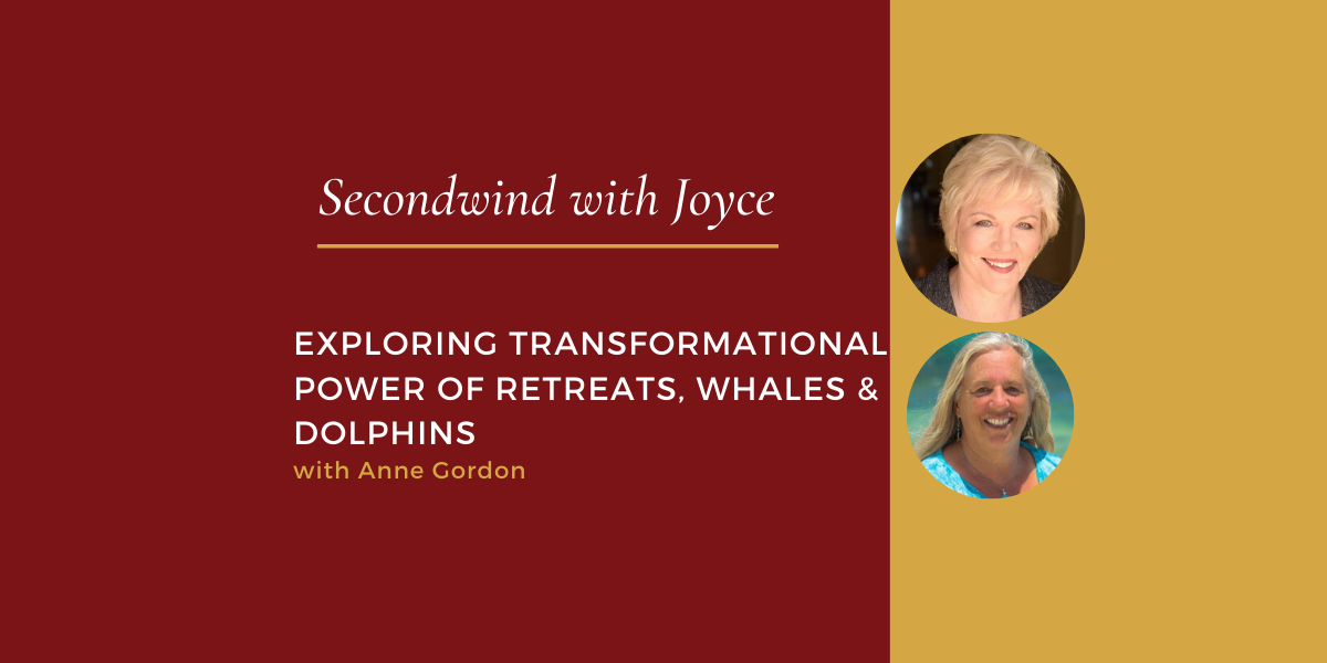 Exploring Transformational Power of Retreats, Whales & Dolphins