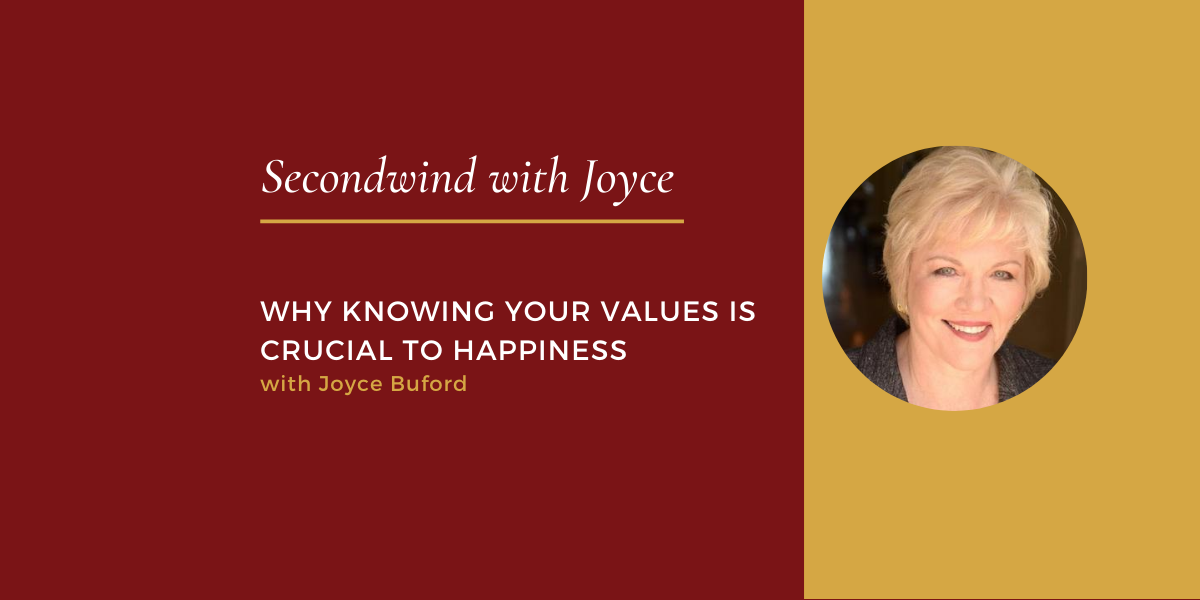 Why Knowing Your Values is Crucial to Happiness