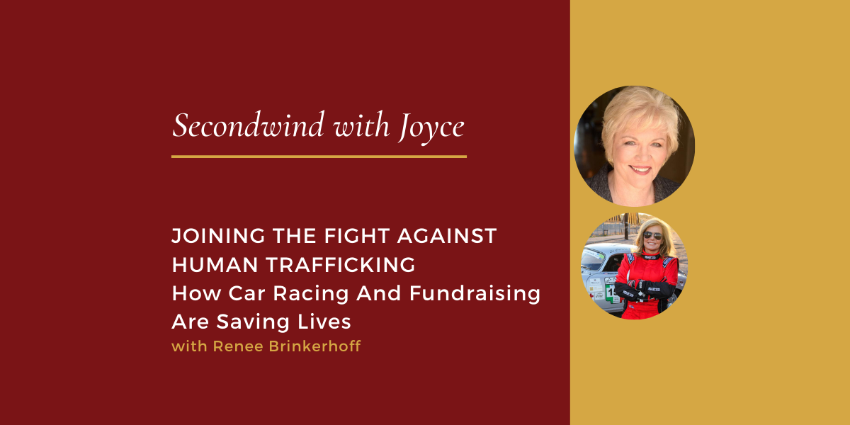 Joining The Fight Against Human Trafficking