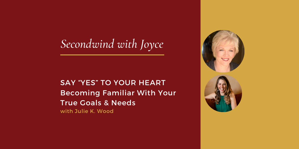 """Say """"Yes"""" to Your Heart"""