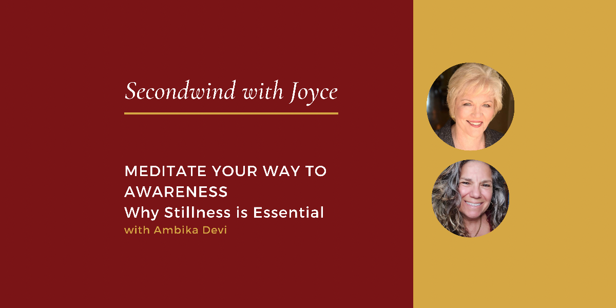 Meditate Your Way to Awareness