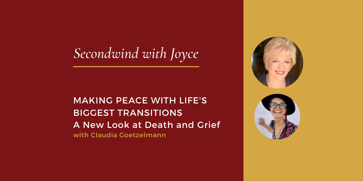 Making Peace with Life's Biggest Transitions